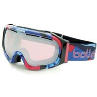Butterfly Frame with Vermillion Gun Lens Bolle Fathom Goggle Womens