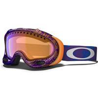 Camo Net Purple Frame / H.I. Persimmon Lens (57 391) Oakley A Frame Goggle