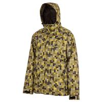 Camo Pixels Lemon Orage Baldwin Jacket Mens