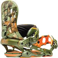 Rome 390 Boss Snowboard Bindings Mens