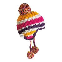 Candy Turtle Fur Parfait Hat Girls
