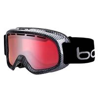 Carbon Frame with Vermillion Gun Lens Bolle Bumpy Goggle Youth