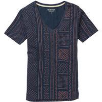 Burton Carta V Neck T Shirt Womens