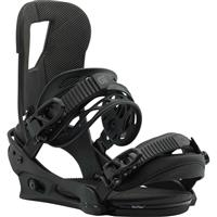 Black Matte Burton Cartel Bindings Mens