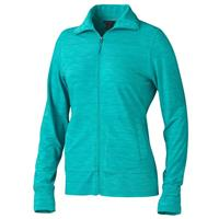 Ceramic Blue Marmot Sequence Jacket Womens