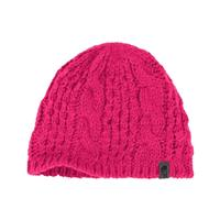 Cerise Pink The North Face Cable Minna Beanie Womens