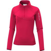 Cerise Salomon Moto II Zip Womens