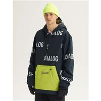 Analog Chainlink Anorak - Men's - Word Up