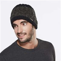 Navy Heather Chaos Dell Beanie Mens