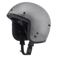 Charcoal Flake Electric Mashman Helmet