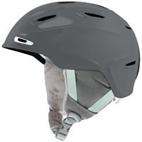 Charcoal / Mint Smith Arrival Helmet Womens