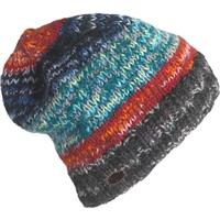 Charcoal Turlte Fur Nepal Collection Rooster Hat
