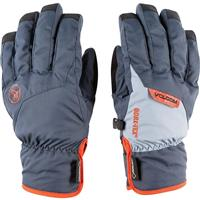 Charcoal Volcom CP2 Pipe Gloves Mens