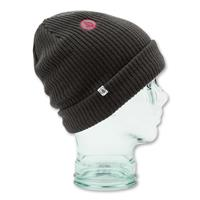Charcoal Volcom Sweep Lined Beanie Mens