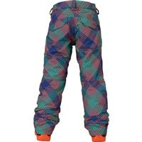 Checkers Print Burton Sweetart Pant Girls