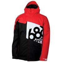 Chili Colorblock 686 Mannual Iconic Insulated Jacket Mens