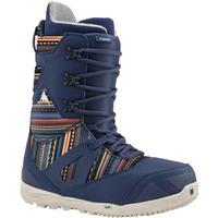 Chimayo / Blue Burton Fiend Snowboard Boots Mens