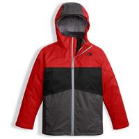 TNF Red The North Face Chimborazo Triclimate Jacket Boys
