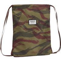 Brushstroke Camo Burton Cinch Bag
