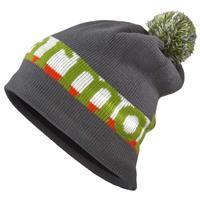 Cinder Marmot Retro Pom Hat