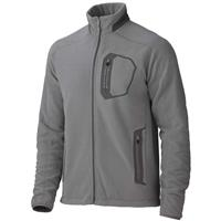 Cinder / Slate Grey Marmot Alpinist Tech Jacket Mens