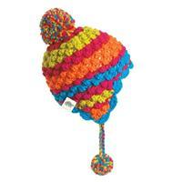 Circus Turtle Fur Parfait Hat Girls
