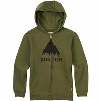 Keef Burton Classic Mountain Full Zip Hoodie Boys