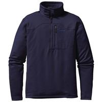 Classic Navy Patagonia R1 Pullover Mens