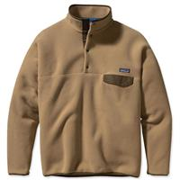Patagonia Synchilla Snap-T Pullover - Men's - Classic Tan