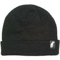 Black Crab Grab Claw Label Beanie