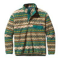 Patagonia Synchilla Snap-T Pullover - Men's - Cliff / Arbor Green
