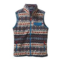 Cliff / Underwater Blue Patagonia Lightweight Synchilla Snap T Vest Mens