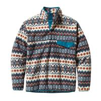 Patagonia Synchilla Snap-T Pullover - Men's - Cliff / Underwater Blue