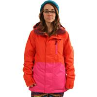 Clockwork/Hot Streak Burton Horizon Jacket Womens
