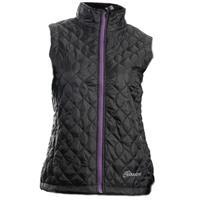 Black Cloudveil Emissive Vest Womens