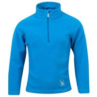 Spyder Bitsy Speed Fleece T-Neck - Girl's