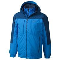 Cobalt Blue / Blue Night Marmot Gorge Component Jacket Mens