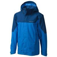 Cobalt Blue / Blue Night Marmot Palisades Jacket Mens