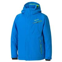 Cobalt Blue Marmot Freerider Jacket Boys