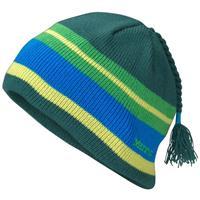 Cobalt Blue Marmot Striper Hat Boys