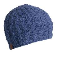 Cobalt Turtle Fur Nepal Collection Mika Hat Womens