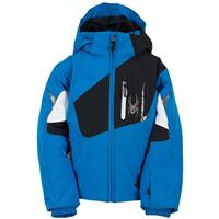 Collegiate / Black / White Spyder Mini Leader Jacket Boys