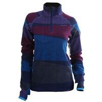 Colorblocking Roxy Nightfall Half Zip Fleece Womens