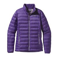 Concord Purple Patagonia Down Sweater Womens