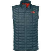 Conquer Blue The North Face Thermoball Vest Mens