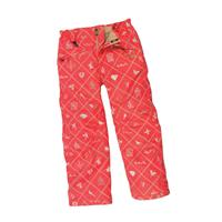 Coral Lattice 686 Mannual Willow Pant Girls