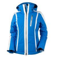 Sonic Blue Obermeyer Cortina Jacket Womens