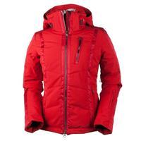 True Red Obermeyer Cortina Jacket Womens