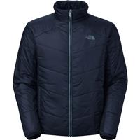 Cosmic Blue / Acrylic Orange The North Face Vortex Triclimate Jacket Mens (liner)