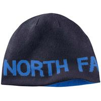 Cosmic Blue The North Face Reversible TNF Banner Beanie